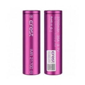 Bateria Efest 21700 3700mAh