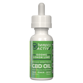 CBD Lemon Lime (FOCUS)