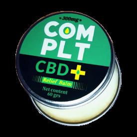COMPLT CBD: RELIEF BALM